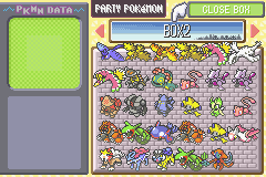 Pokemon Pyschic - look at all my legandaires :D - User Screenshot